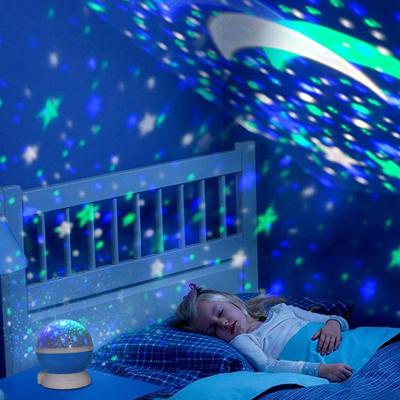 Лампа Звездно небе и играчки 7