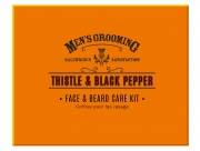 Комплект за брада и лице - Трън и Пипер 2