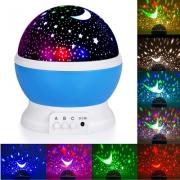 Лампа Звездно небе и играчки 8