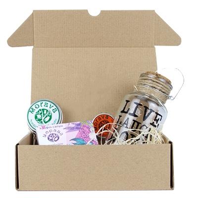 Кутия с натурална козметика Морава с Подарък 1