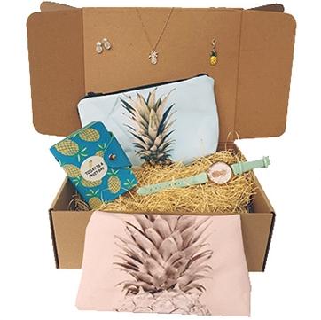 Кутия Ананас 1