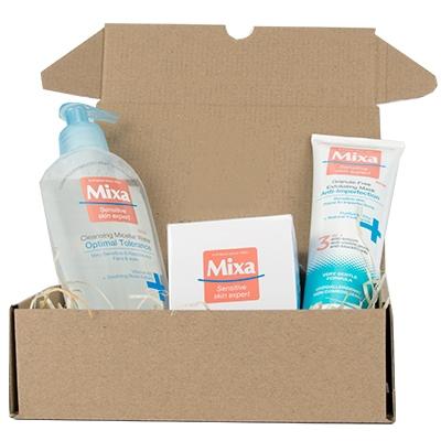 Кутия с продукти MIXA 1