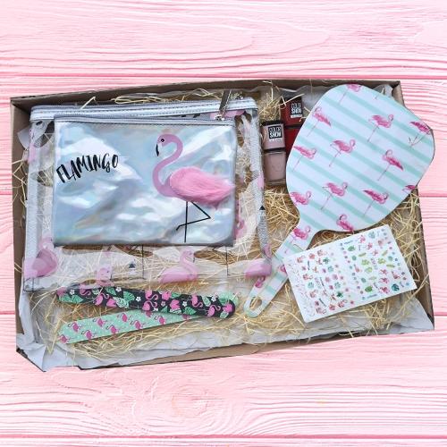 Фламинго микс 1