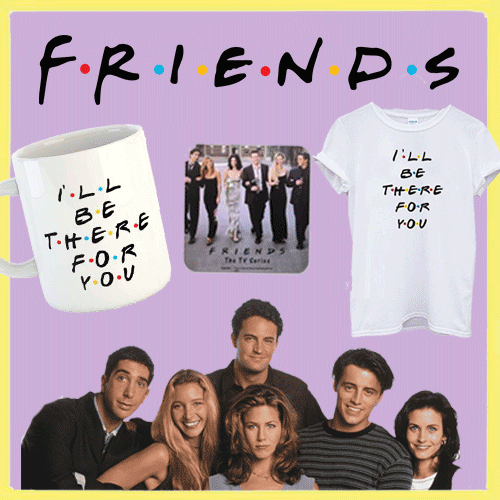 I'll be there for you - За Нея 1